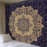 Navy Ombre Tapestry - Tapestry Girls