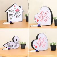 Novelty Light Box Tablet with 3 coloured pens