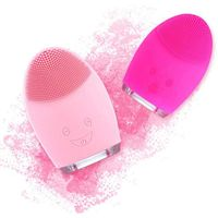 Mini Electric Facial Cleansing Massage Brush Deep Facial Cleanser Device Unisex - Simple Health Point.