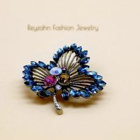 Brooch - Reyzahn Fashion Jewelry