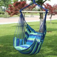 2020 Hot Hammocks Outdoor Garden Hammock Chair Hanging Chair Swing