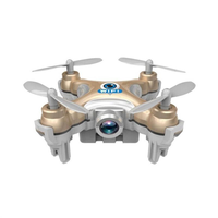 2.4GHZ 6 Axis Gyro Mini RC Quadcopter with 0.3MP Camear