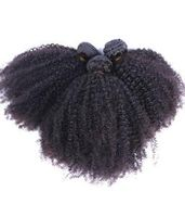 Brazilian Afro Kinky Curly Bundles - Reine of Beauty