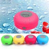 Portable Waterproof Bluetooth Speakers, For Showers, Pool, Beach & Outdoors - Pizotec