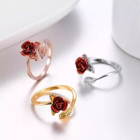 Red Rose Ring - Nuclear Nebula