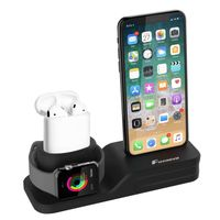 3 in 1 Stand Charging Dock for AirPods & Apple Watch & iPhone