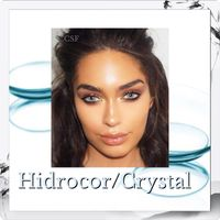 FreshGo Hidrocor Crystal Contact Lenses - Fashion For Your Eyes by Couture Fashion Source