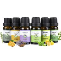 Essential Oils for Diffuser 6 Kinds Fragrance