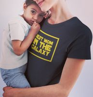 BEST MOM IN THE GALAXY | Star Wars | Tees Classic Apparel - CIA (Cannabis Incognito Apparel)