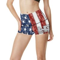 All American High Waisted Shorts