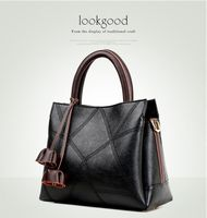 Ladies Genuine Leather Handbag