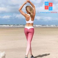 Fitness Push Up Leggings - MiriFitStore