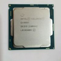 Intel Celeron G4900T Processor SR3YP Dual Core 2.90 GHz Desktop CPU Genuine USA - Rockaway Solutions