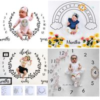 Baby Milestone Photography Props - Trendy Gadgits