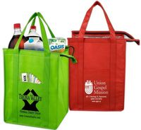 Reusable Shopping Tote (Min. Qty. of 25) - RM Custom Screen Printing & Embroidery