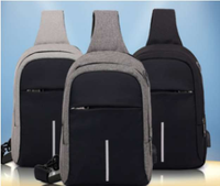 Crossbody Backpack - Wize Threads