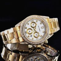 2017 SOUTHBERG  logo the  hot sell Women New  Ladies Quartz Gifts For Girl Full Stainless Steel Rhinestone wrist watches