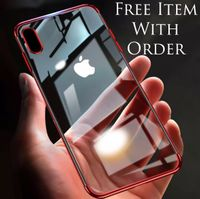 Cases for iPhone X XS Max XR Shockproof Case