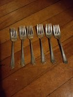 1881 Rogers A1 forks patent 1926 lot of 6