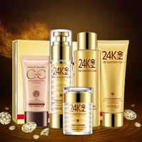 24k Gold Skin Care Set - Save more live more for less