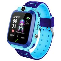 Kids 1.44 inch Touch Screen Smart Phone Watch Call Safety Zone Alarm