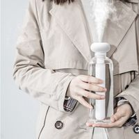 Portable Air Humidifier Diffusers for Home and Office - Be Minimal-ish