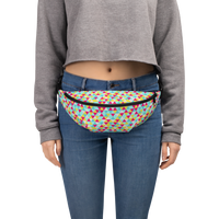 Love Triangles Fanny Pack - SxR Inspired