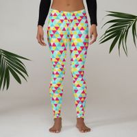 Love Triangle Leggings - SxR Creations