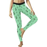 fit-strong-monaco,F & S Alana Mint (USA ONLY),interestprint,Leggings