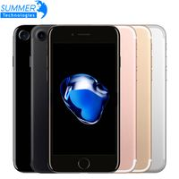 Original Apple iPhone 7 4G LTE Mobile phone Quad Core 2GB RAM 32G/128/256GB IOS  12.0MP Fingerprint  Cell Phones - VicTek Mobile