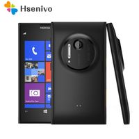 1020 Unlocked 100% Original Nokia Lumia 1020 Mobile Phone 2 RAM 32 ROM Phone 41MP GPS 4.5'capacitive touchscreen Cell Phone - VicTek Mobile