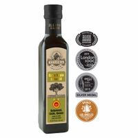 Ellora Farms | Certified PDO Extra Virgin Greek Olive Oil | Traceable 8.45 Oz Bottle