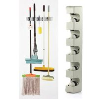 Mop and Broom Organizer - Fresh Home & Kitchen