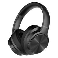 MIXCDER E9 Wireless Bluetooth Headphones with Built-In Mic