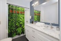 Shower Curtains Pakalolo Hawaii