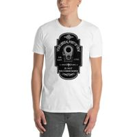"""Short-Sleeve Unisex T-Shirt Pro-Gun Pro 2A """"Your Liberal Point Of View Is Not Recommended"""""""