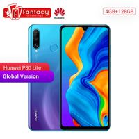 Global Version Huawei P30 Lite 4GB 128GB Smartphone 24MP Triple Cameras 32MP - Dumux