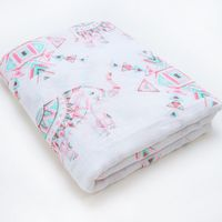 Printed Baby Wrap - Cubs & Bubs