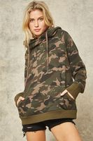 A Camouflage Hoodie - StyleVogue