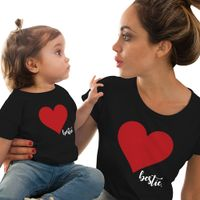Gourd Doll Mommy and Me Clothes Family Outfits T Shirts