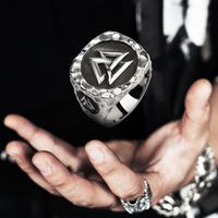 Valknut Viking rings - RİNGsto