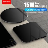 Wireless Fast Charger For iPhones and Samsung mobile phones