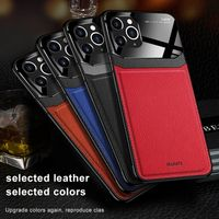 New Leather Shell Case for iphone 11 - Vaader Tech
