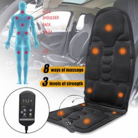 Heated Multifunctional Seat Massage Cover