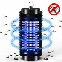 Outdoor LED Mosquito Killer Lamp Electric Anti Mosquito Trap Killer Lamps Bug Zapper For Home EU Plug Insect Mosquito Lights - Shamrock Online