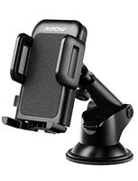 Mpow Car Phone Mount, Dashboard Car Phone Holder, Washable Strong Sticky Gel Pad UNIVERSAL. - incredibleoff