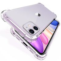 Luxury Shockproof Silicone Phone Case For iPhone - Gen.Tech Online