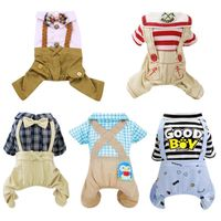 Shirt&Pants Puppy and Dog Clothes - Hora1chan