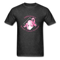 Classic T-Shirt (Breast Cancer) - heather black