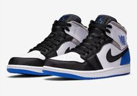Air Jordan 1 Mid Union Blue - UN1 World